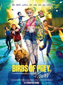 Bande-annonce Birds of Prey et la fantabuleuse histoire de Harley Quinn